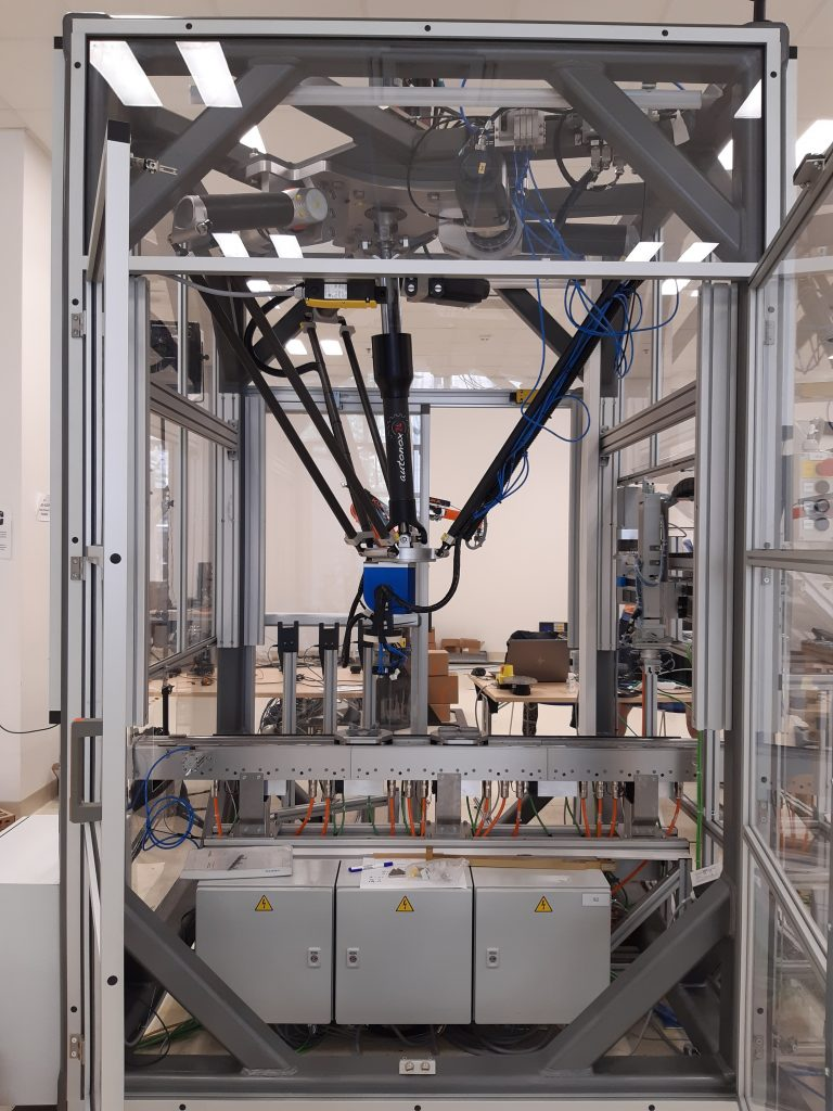 Summer 2021 Internships in the Testbed for Industry 4.0