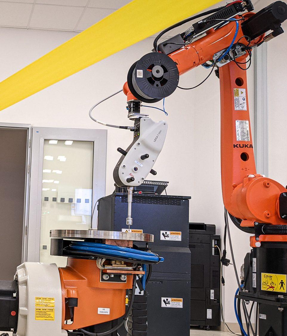 6. <strong>Robot & 3D printer</strong>