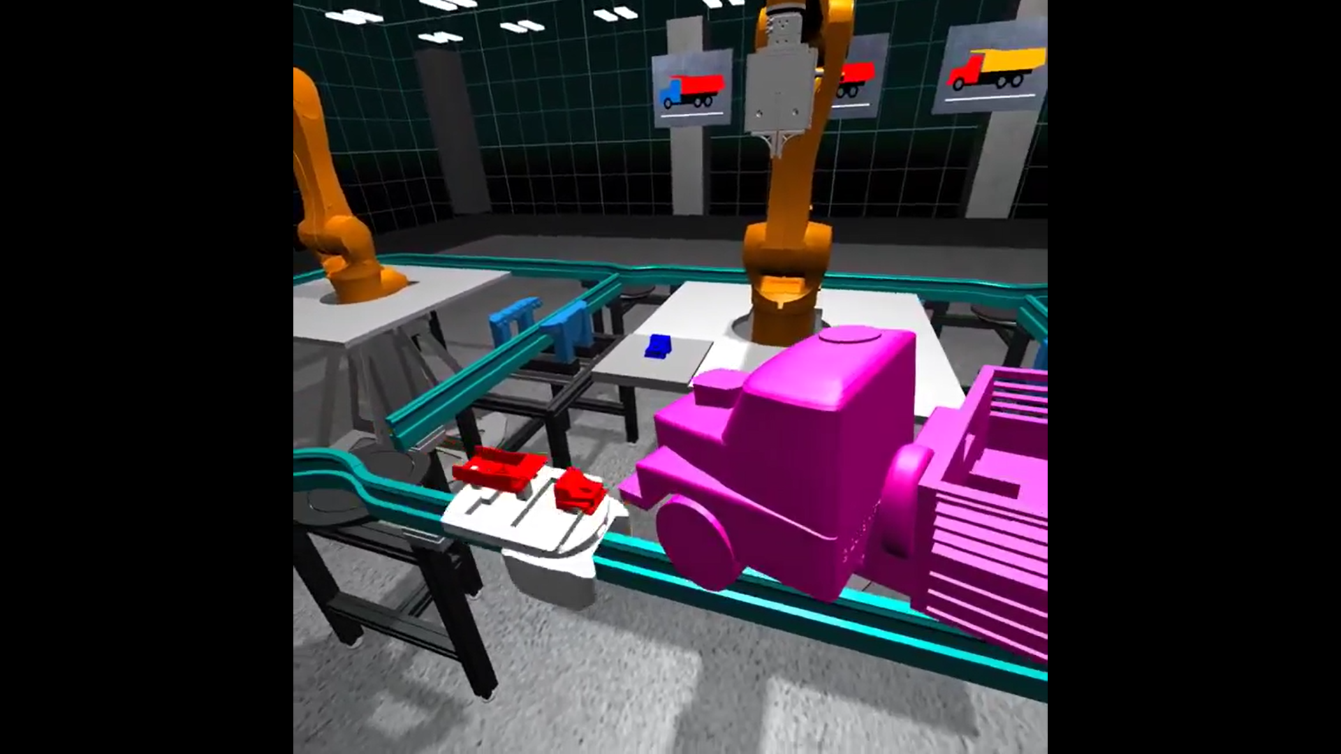 5. <strong>Testbed in VR</strong>